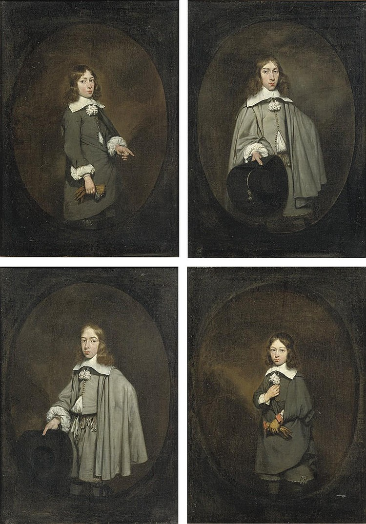 Gerard ter Borch II (Zwolle 1617-1681 Deventer)