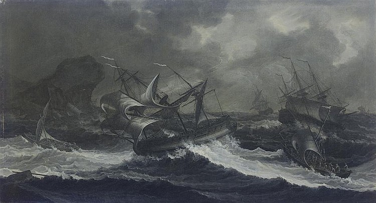 Joseph Abeille (French, b.  circa  1669-1752 Marseille)