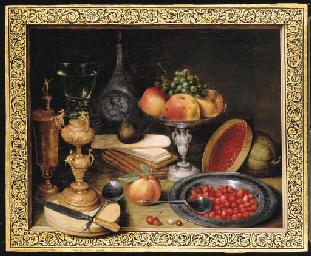 Georg Flegel (Olm쳌tz, Moravia 1566-1638 Frankfurt)