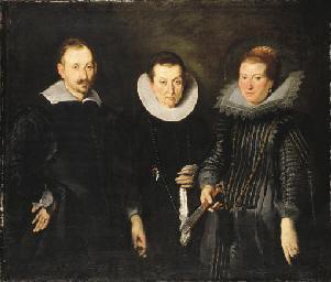 Bernardo Strozzi (Genoa 1581-1644)