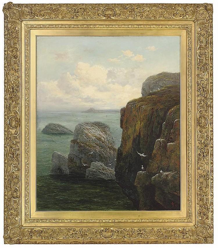 Thomas Joseph Banks (1828-1896)