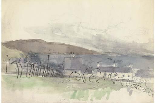 Rodrigo Moynihan, R.A. (1910-1990)