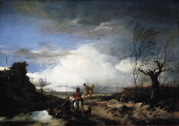 Philips Wouwerman (Haarlem 1619-68)