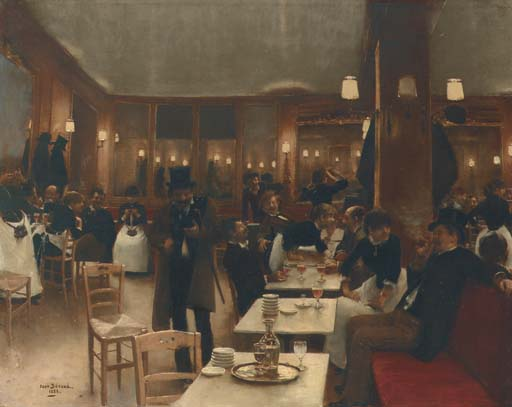 Jean Béraud (French, 1849-1936)