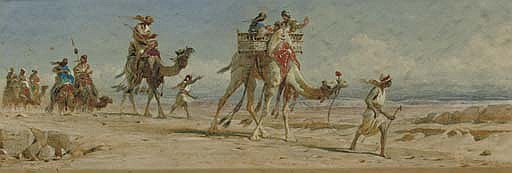 Crossing the Dessert