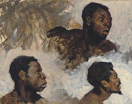 Studies of Black Men