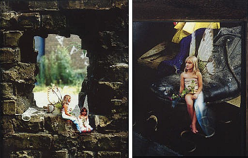 Sugar and Spice, All Things Nice, This Is What Little Girls Are Made Of #5 signed and dated 'M Collishaw 98' (on the reverse) iris print 16 x 12¾ in. (40.6 x 32.4 cm.) Executed in 1998. This work is number three from an edition of three. Sugar