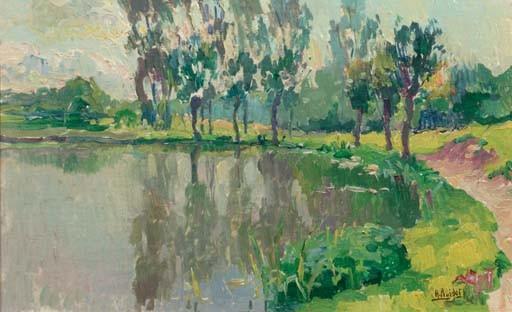 Henri Roidot (BELGIAN, 1877-1950)