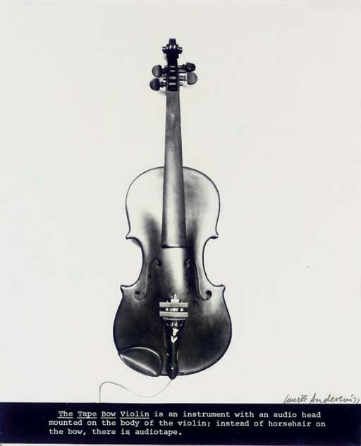 Tape Bow Violin