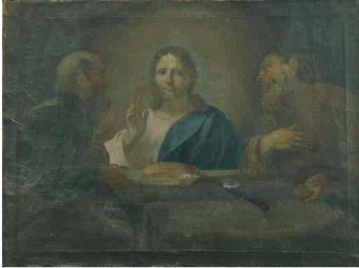 Cerchia di Andrea Pozzo (Trento 1642-1709 Vienna)