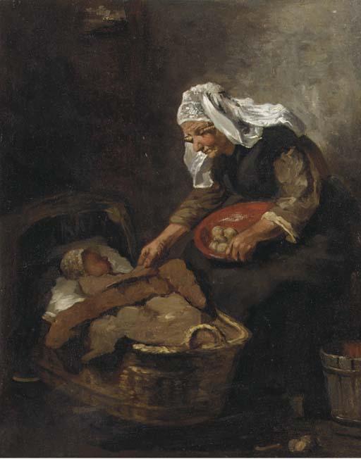 Johannes Weiland (Dutch, 1856-1909)