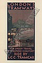 LONDON'S TRAMWAYS, Herbert Kerr Rooke, Click for value