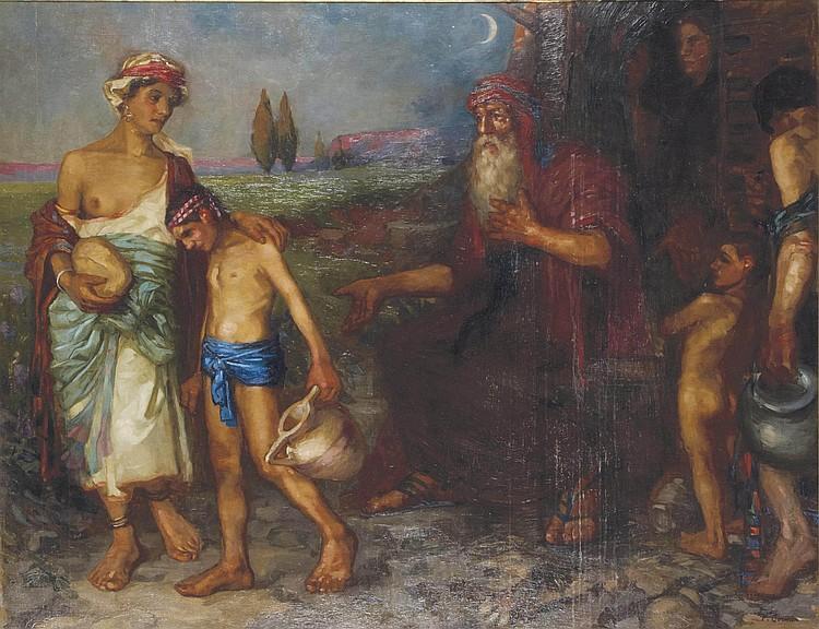 FERNAND-PIESTRE-ANNE CORMON (PARIS 1845-1924)