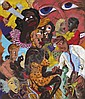 Robert Colescott (b. 1925) , Robert H Colescott, Click for value