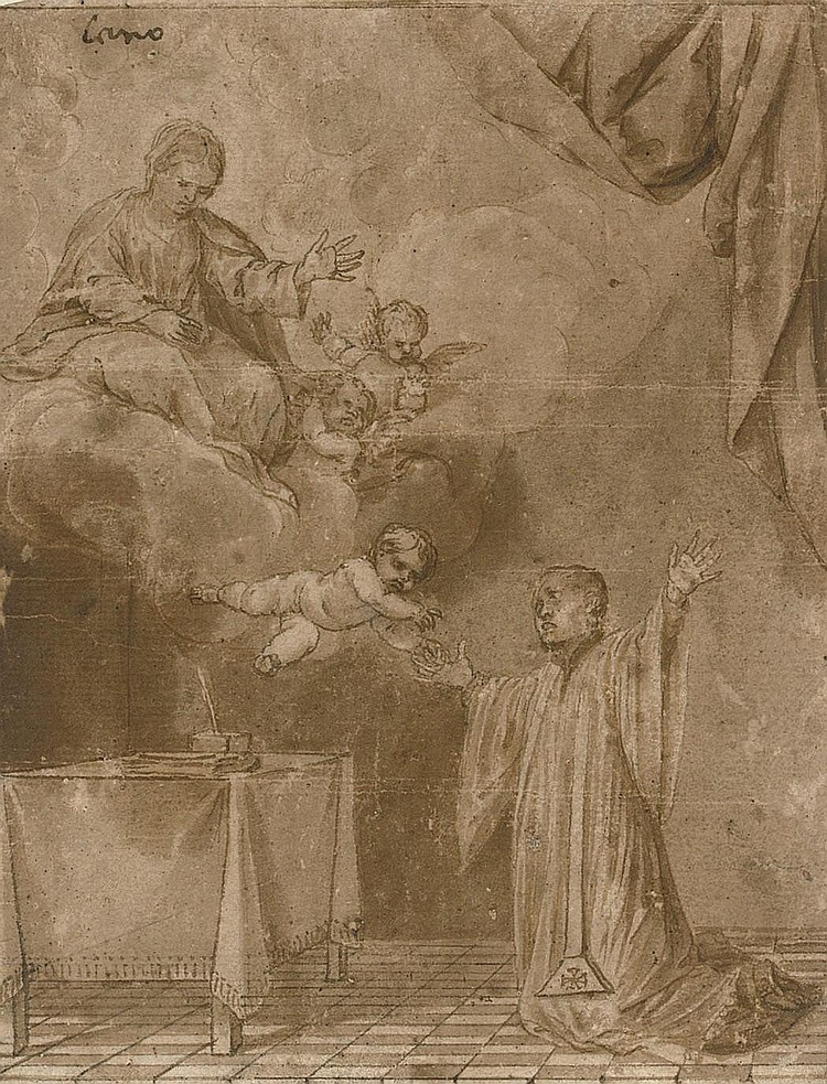 Alonso Cano (Granada 1601-1667)