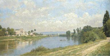 Stanislas L'pine (1835-1892)