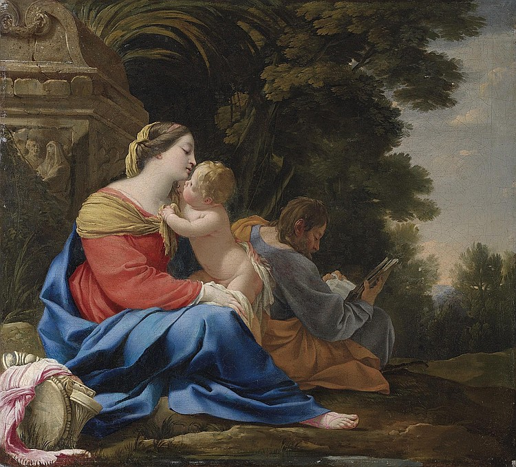 Simon Vouet (Paris 1590-1649)