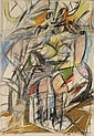 Willem de Kooning (1904-1997), Willem DeKooning, Click for value