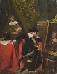Ferdinand-Victor-EugŠne Delacroix (French, 1798-1863)
