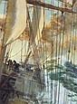 Montague Dawson, F.R.S.A., R.S.M.A. (British, 1895-1973), Montague Dawson, Click for value