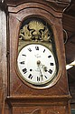 French Provincial style long case clock