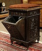 English Victorian coal scuttle
