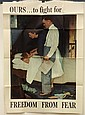 Posters, Norman Rockwell, Four Freedoms