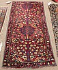 Antique Laristan Runner