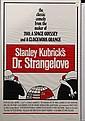 Dr. Strangelove 1972 reissue Columbia poster