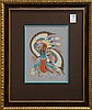 Print, Woody W. Crumbo, Eagle Dancer