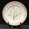 Flora Danica plate by Royal Copenhagen
