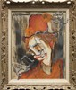 Painting, Clown, French School