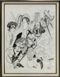 Print, Al Hirschfeld