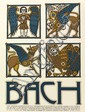 Lithographs, David Lance Goines, Bach
