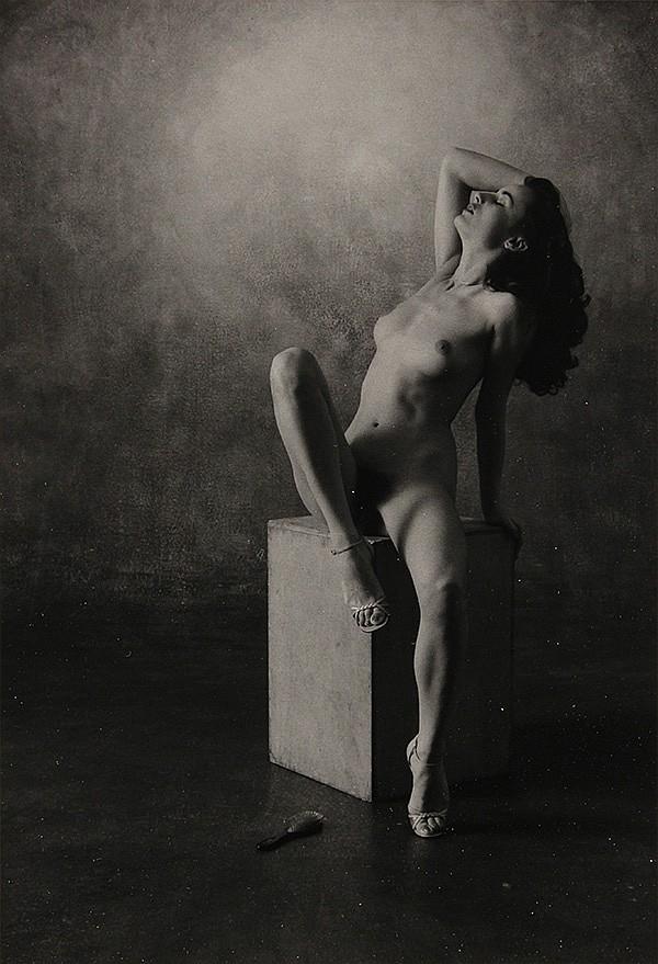 Photograph, Christian Vogt, Irène, 1979