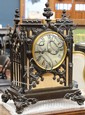 Sharp Northampton mantle clock