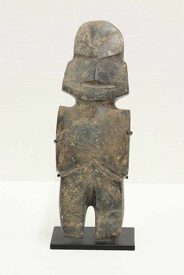 Mezcala culture, Guerrero, Mexico, idol