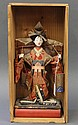 Japanese doll, Meiji
