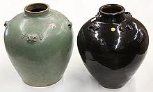 Chinese Ceramic Storage Jars