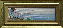 Painting of Naples (Napoli)