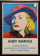 Posters, Andy Warhol and Ansel Adams