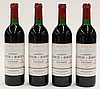 1986 Chateau Lynch & Bages Pauillac, each 750ml
