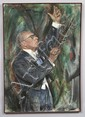 Ingalls Oil Painting of Conductor G. Szell