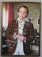 Ingalls Painting of L. Maazel Cleveland Conductor