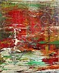 Penny Haynes Abstract Painting