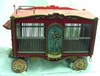 Handmade Animal Transport Circus Wagon