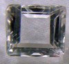 6.32 Ct. Cushion White Topaz 1930s