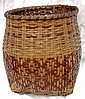 Cherokee Indian River Cane Basket