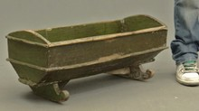 19th c. Cradle