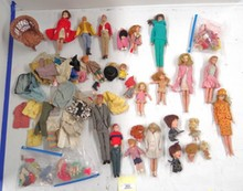 Toy Doll Lot